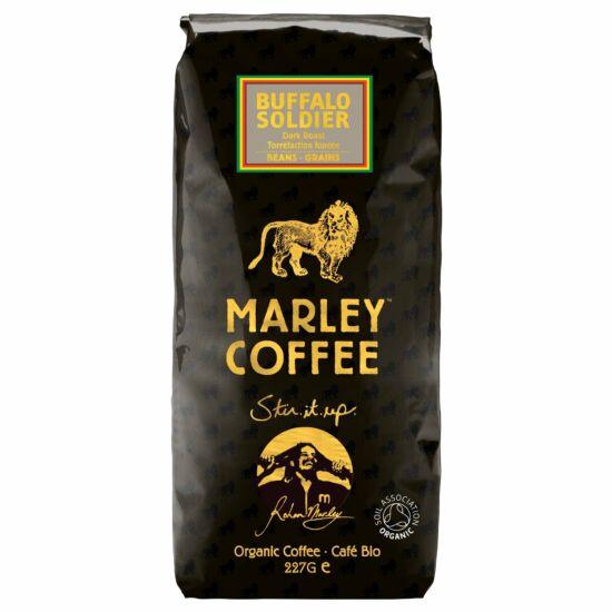 Marley Coffee Buffalo Solider szemes kávé, 227g