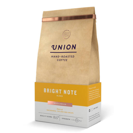Union Hand Roasted  Coffee Bright Note 200g