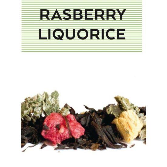 johan & nyström Rasberry Liquorice,fekete tea