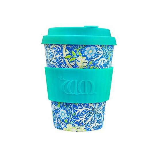 Ecoffee Cup hordozható kávéspohár- WM Seaweed Marine  340ml