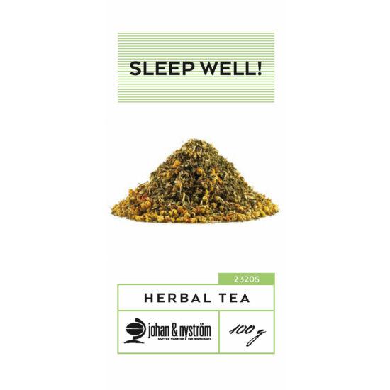 johan & nyström Sleep Well gyümölcs tea