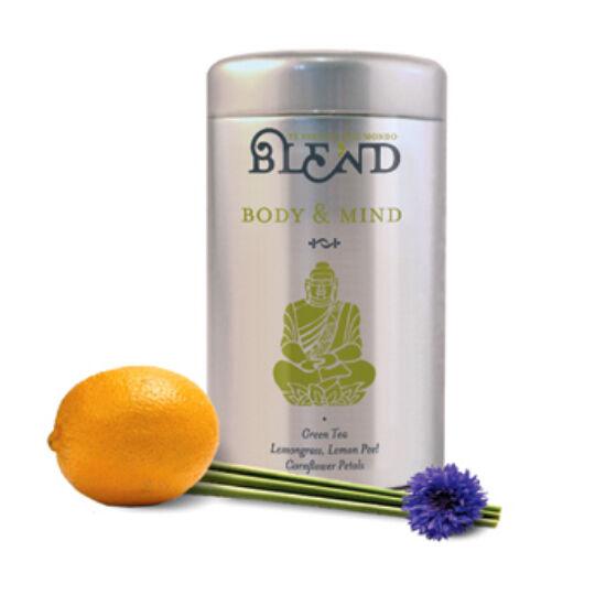 Blend Body & Mind 70 gr szálas tea TIN