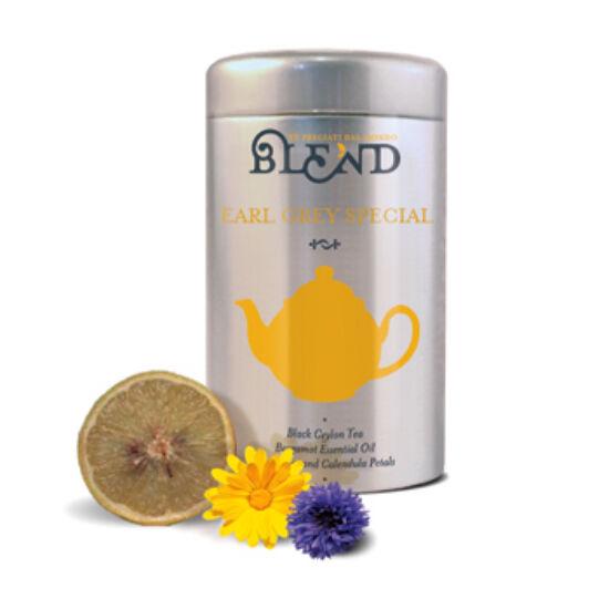 Blend Earl Grey Special 100gr szálas tea TIN