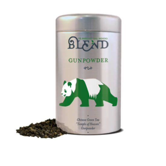 Blend Gunpowder 100gr szálas tea TIN