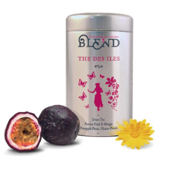 Blend The Des Iles 100gr szálas tea TIN
