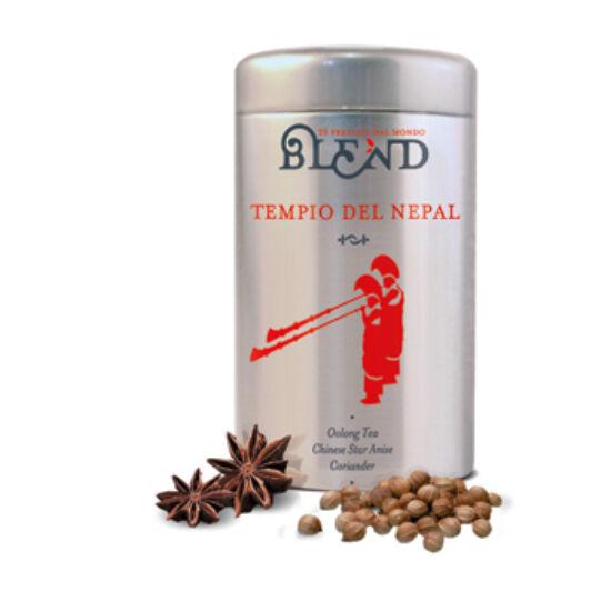 Blend Tempio Del  Nepal 70gr szálas tea TIN