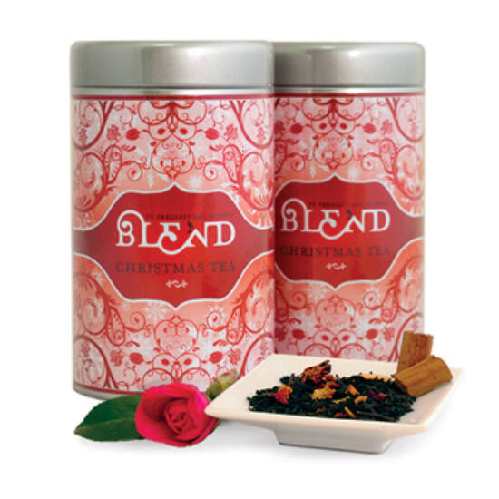 Blend Christmas 100gr szálas tea TIN