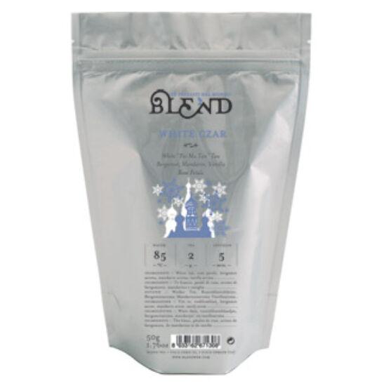 Blend White Czar 80gr szálas tea
