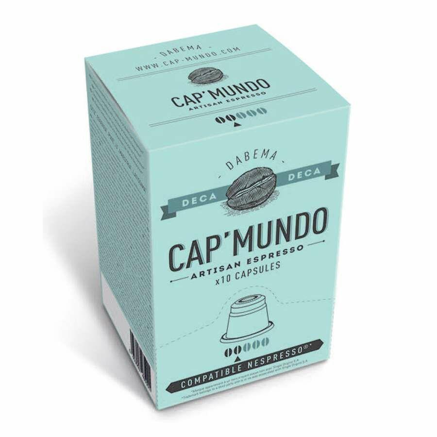 Cap'Mundo - Nespresso® kompatibilis kapszulák