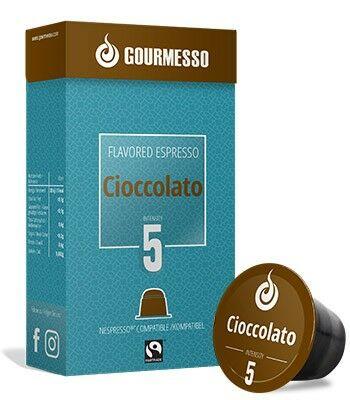 Gourmesso - Nespresso® kompatibilis kapszulák