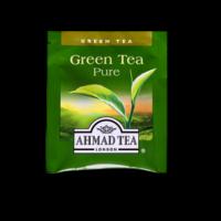 Green Tea Pure, zöld tea, aromazáró tasakban