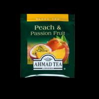 Peach & Passion Fruit, őszibarack és maracuja tasakban