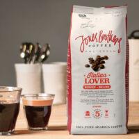Jones Brothers Coffee Italian Lovers szemes kávé 500g