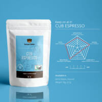 Brown Bear - Cub Espresso