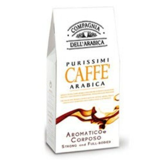 Compagnia Dell'Arabica Caffé Aromatico e Corposo őrölt kávé 125g