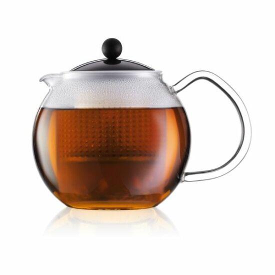 Bodum Assam teakészítő 0,5l fekete