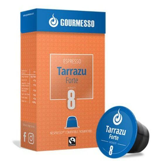 Gourmesso Tarrazu Forte Nespresso kompatibilis kávékapszula, 10 db Lejárat: 2021.10.16