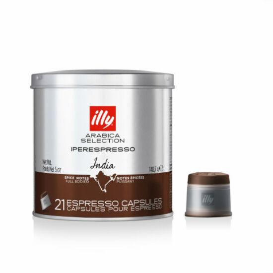 Illy kapszula IPER espresso, MonoArabica India, 21 adag