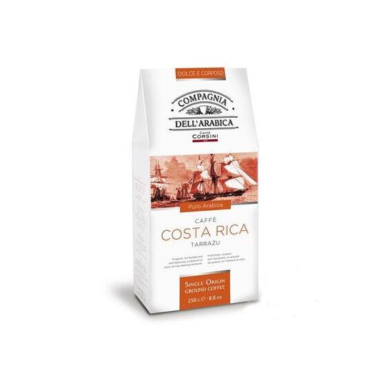 Compagnia Dell'Arabica Caffé Costa Rica Tarrazu őrölt kávé, 250g
