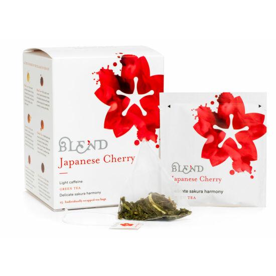 Blend Japanese Cherry  tea ,15 db filter