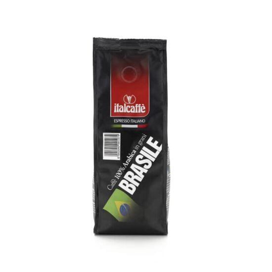 Italcaffe Brasilie 100% Arabica szemes kávé 250g