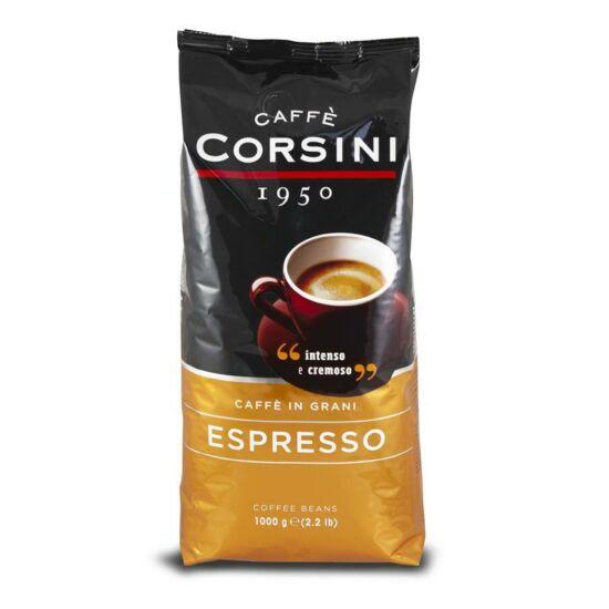 Caffé Corsini Espresso Casa szemes kávé, 1000g