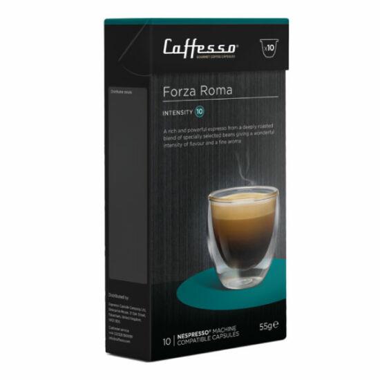 Caffesso Forza Roma, 10 db