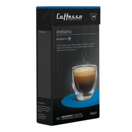 Caffesso Indiano, 10 db