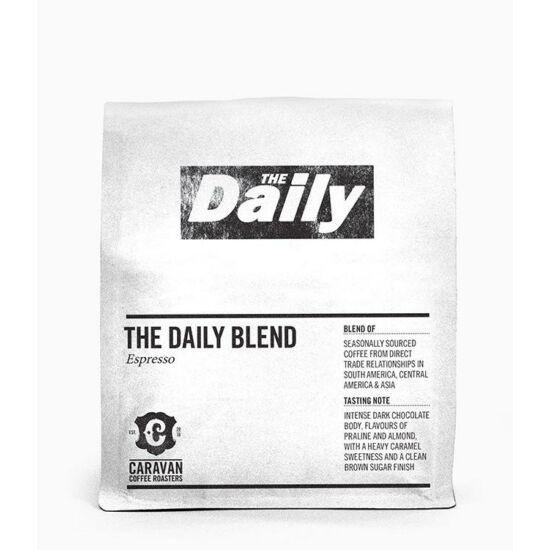 Caravan Coffee Roasters The Daily Espresso szemes kávé