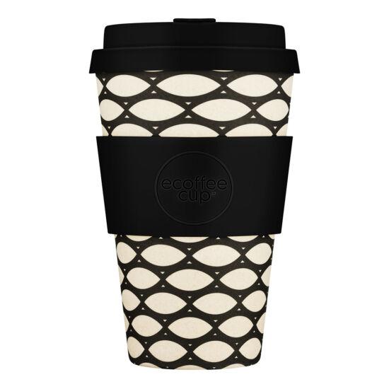 Ecoffee Cup, Basket Case kávéspohár, 400ml