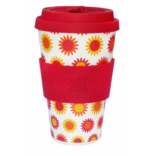 Ecoffee Cup, Happier kávéspohár, 400ml