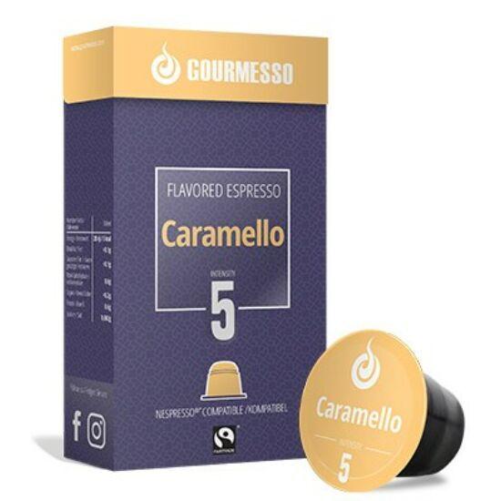 Gourmesso Caramello Nespresso kompatibilis kávékapszula, 10 db