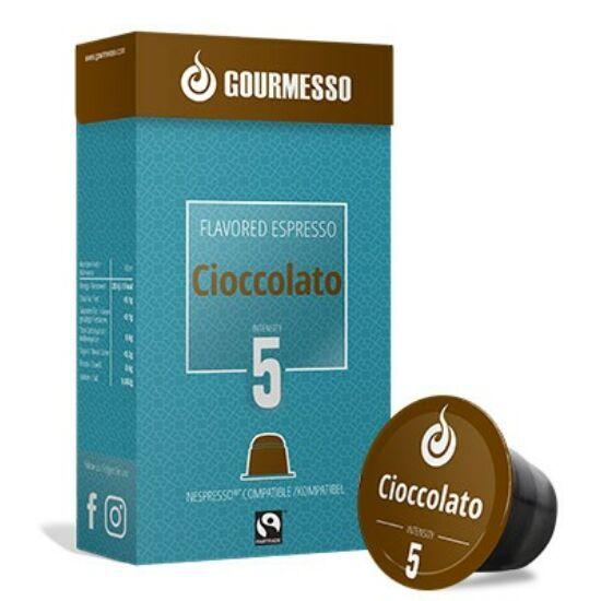 Gourmesso Cioccolato Nespresso kompatibilis kávékapszula, 10 db
