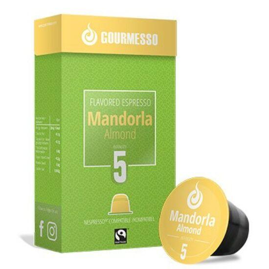 Gourmesso Mandorla Nespresso kompatibilis kávékapszula, 10 db