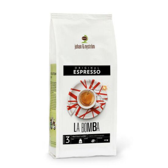 johan & nyström La Bomba szemes kávé, 500g