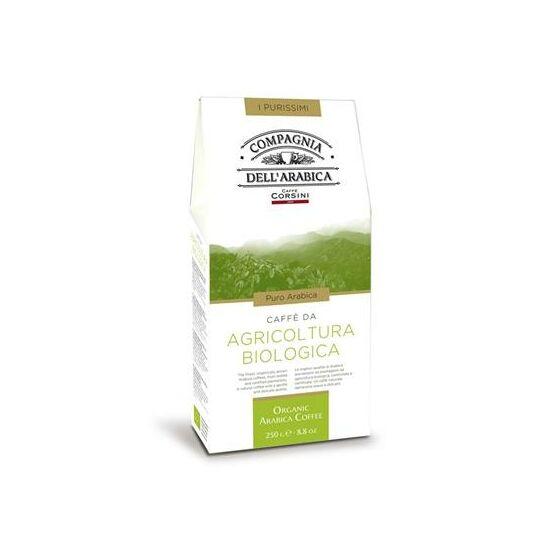 Compagnia Dell'Arabica Caffé Agricoltura Biologica őrölt kávé, 250g