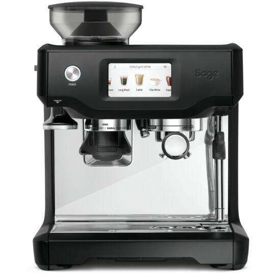 """Sage """"The Barista Touch™"""" Eszpresszó kávéfőző érintőképernyős kijelzővel és kávédarálóval"""