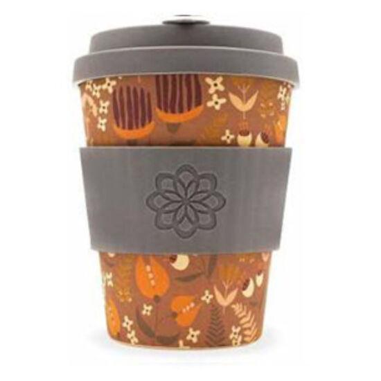 Ecoffee Cup, Tiny Garden Darwin kávéspohár, 340ml