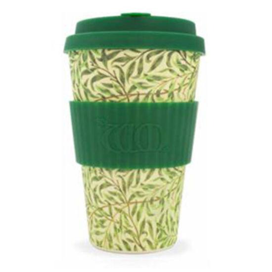 Ecoffee Cup, WM Willow kávéspohár, 400ml