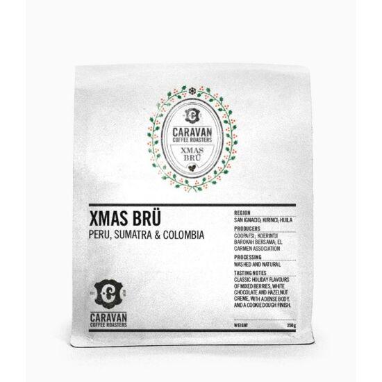 Caravan Coffee Roaster XMAS BRU  250g