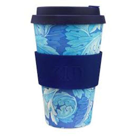 Ecoffee Cup hordozható kávéspohár - WM Acanthus 400 ml