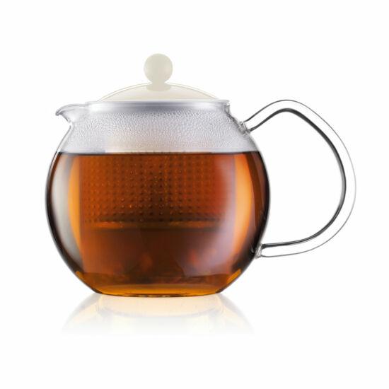 Bodum Assam teakészítő 0,5l fehér