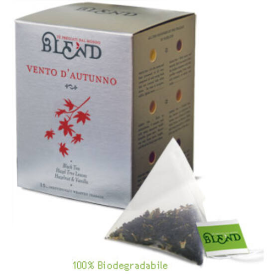 Blend Vento 'd Autunno tea ,15 db filter