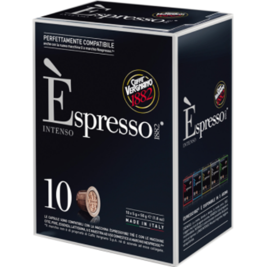 Caffe Vergnano Intenso, 10 db