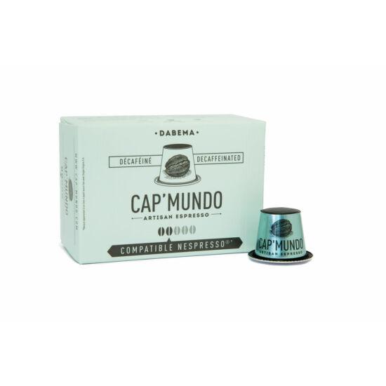 Cap' Mundo Dabema Nespresso kompatibilis kávékapszula, 10 db