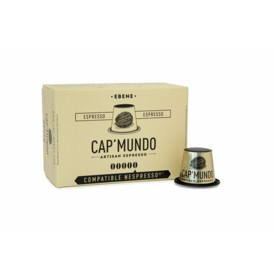 Cap' Mundo Ebene Nespresso kompatibilis kávékapszula, 10 db