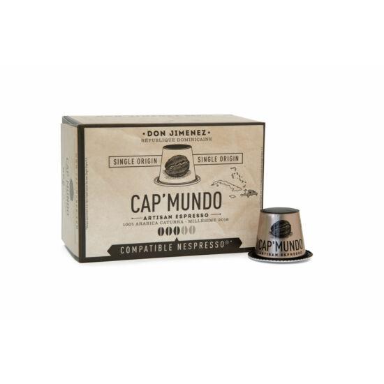 Cap' Mundo Don Jimenez Nespresso kompatibilis kávékapszula, 10db