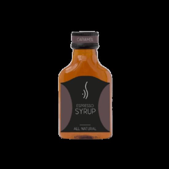 espresso syrup 100ml Caramel