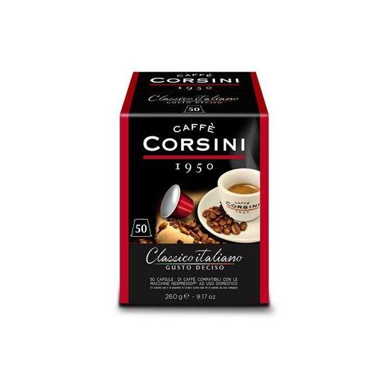 Caffé Corsini Classico Italiano  Nespresso kompatibilis kávékapszula, 50db