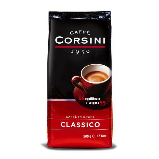 Caffé Corsini Classico Moka szemes kávé 500g